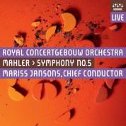 Mariss Jansons, Royal Concertgebouw Orchestra: Mahler: Symphony No. 5 - SACD