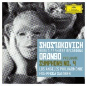 Esa-Pekka Salonen, Los Angeles Philharmonic: Shostakovich: Orango Prologue, 4. Symphonie - CD