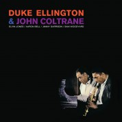 Duke Ellington, John Coltrane: Ellington & Coltrane - Limited Edition In Transparent Purple Colored Vinyl. - Plak