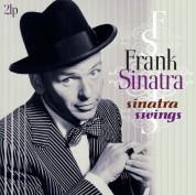 Frank Sinatra: Sinatra Swings - Plak