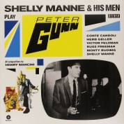 Shelly Manne: Play Peter Gunn - Plak