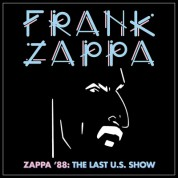 Frank Zappa: Zappa '88: the Last U.s. Show (Jewel Case) - CD