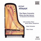 Nyman: Piano Concerto / Where the Bee Dances - CD