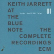 Keith Jarrett: At The Blue Note, 3rd CD - CD