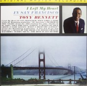 Tony Bennett: I Left My Heart in San Francisco - Plak