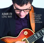 Albare: Long Way - CD