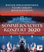 Wiener Philharmoniker, Valery Gergiev, Jonas Kaufmann: Summer Night Concert 2020 - BluRay