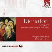 Huelgas Ensemble, Paul van Nevel: Richafort: Requiem - CD