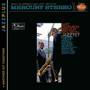 Art Farmer, Benny Golson: Jazzplus: Here And Now + Another Git Together - CD