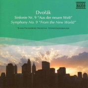 Stephen Gunzenhauser: Dvorak: Symphony No. 9 / Legends - CD