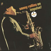 Sonny Rollins On Impulse - Plak