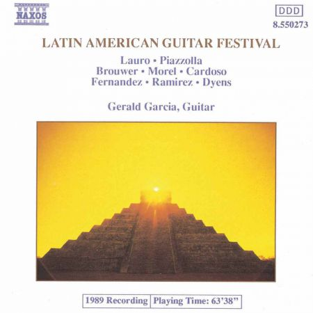 Latin American Guitar Festival - CD