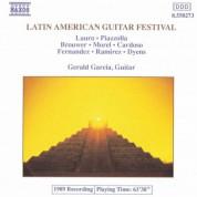 Latin American Guitar Festival - CD