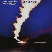 Markus Stockhausen, Simon Stockhausen, Jo Thönes: Aparis - CD