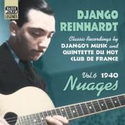 Reinhardt, Django: Nuages (1940) - CD