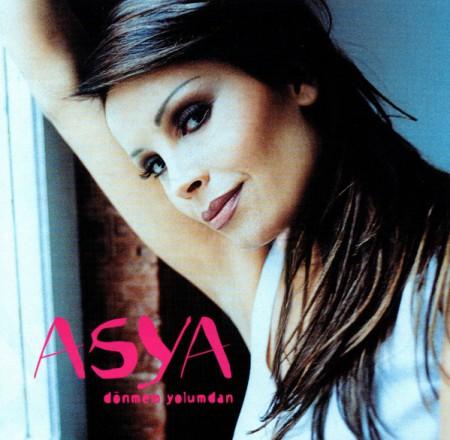 Asya: Dönmem Yolumdan - CD