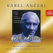 Andre Gertler, Karel Ancerl, Ida Haendelova: Ravel / Lalo / Hartmann - CD