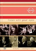 Çeşitli Sanatçılar: Listen With Your Eyes - Sampler 2007 (Ntsc) - DVD
