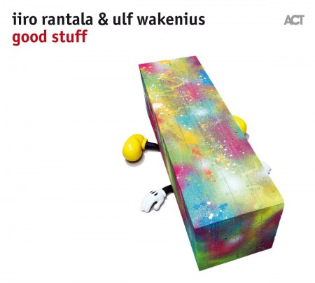Iiro Rantala, Ulf Wakenius: Good Stuff - CD
