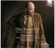 Bejun Mehta, Akademie für Alte Musik Berlin, René Jacobs: Che puro ciel - The Rise of Classical Opera - CD