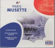 Çeşitli Sanatçılar: Paris Musette - CD