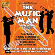 Meredith Willson: Willson, M.: Music Man (The) (Original Broadway Cast Recording) (1957) - CD