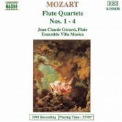 Mozart: Flute Quartets Nos. 1- 4 - CD