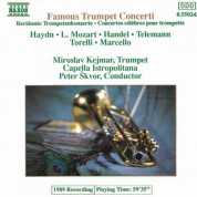 Trumpet Concertos (Famous) - CD