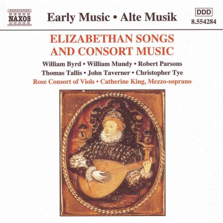 Elizabethan Songs and Consort Music - CD
