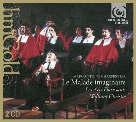 Les Arts Florissants, William Christie: Charpentier: La Malade imaginaire - CD