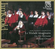 Les Arts Florissants, William Christie: Charpentier: La Malade imaginaire - CD