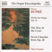 Dupre: Works for Organ, Vol. 11 - CD