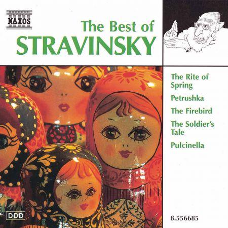 Stravinsky (The Best Of) - CD