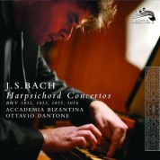 Accademia Bizantina, Ottavio Dantone: Bach, J.S.: Harpsichord Concertos - CD