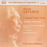 Saeverud: Complete Piano Music, Vol. 2 - CD