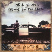 Neil Young: The Visitor - Plak