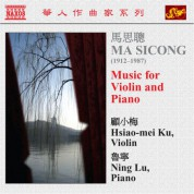 Hsiao-mei Ku: Music for Violin and Piano, Vol. 1 - CD