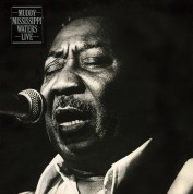Muddy Waters: Muddy 'Mississippi' Waters Live - Plak