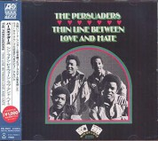 Persuaders: Thin Line Between Love - CD