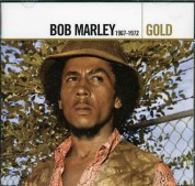 Bob Marley & The Wailers: Gold 1967 - 1972 - CD