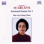 Scarlatti, D.: Keyboard Sonatas, Vol. 2 - CD