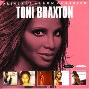 Toni Braxton: Original Album Classics - CD