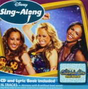 Çeşitli Sanatçılar: The Cheetah Girls: Sing-Along (Karaoke) - CD