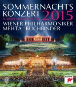 Zubin Mehta, Wiener Philharmoniker: Summer Night Concert 2015 - BluRay