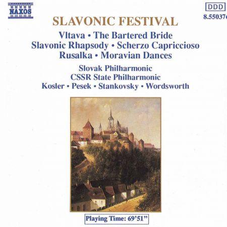 Slavonic Festival - CD