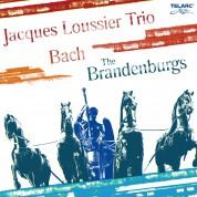Jacques Loussier Trio: Bach: The Brandenburgs - CD