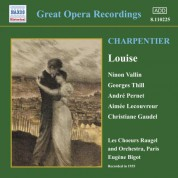 Charpentier: Louise (Vallin, Thill) (1935) - CD