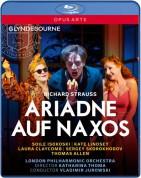Strauss: Ariadne auf Naxos - BluRay
