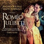 Maite Alberola, Andrea Bocelli, Coro del Teatro Carlo Felice, Fabio Luisi, Orchestra del Teatro Carlo Felice: Gounod: Roméo Et Juliette - CD