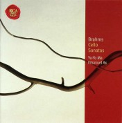 Yo-Yo Ma, Emanuel Ax: Brahms: Cello Sonatas - CD